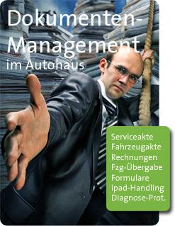 BRIT Dokumenten Management im Autohaus