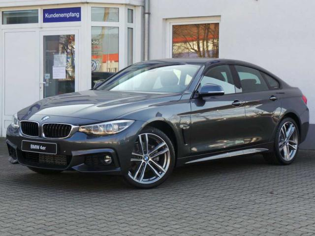 BMW 420 Gran Coupe
